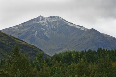 Ben Lui: now on Arran?