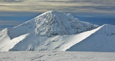 Ben Nevis, undisputed king of the munros