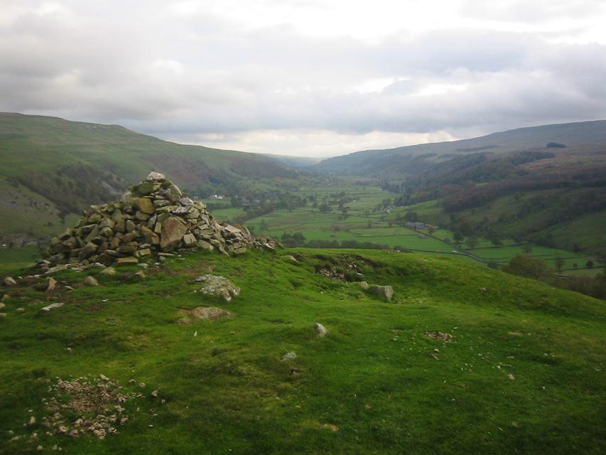 Wharfedale in the Yorkshire Dales National Park