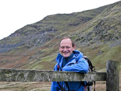 Weatherline's Jon Bennett: dream job on the fell tops