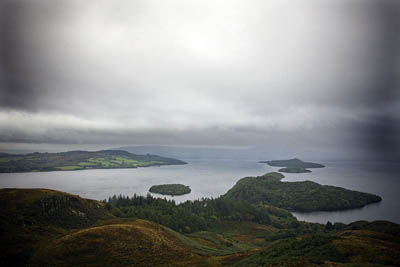 Loch Lomond: stormy times ahead if report is adopted