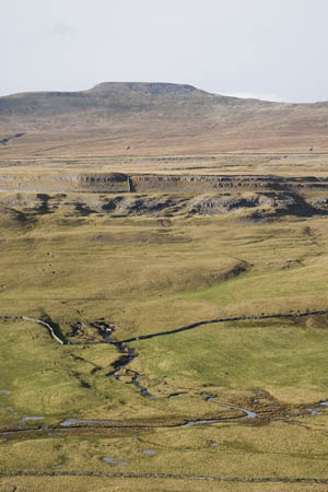 Ingleborough and Crummackdale