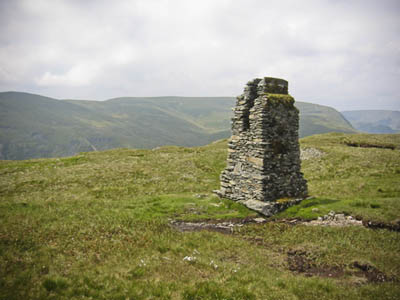 Tarn Crag, Ben's final conquest