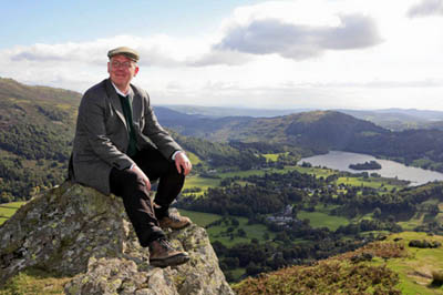 'Wainwright' takes to the Lakeland fells again