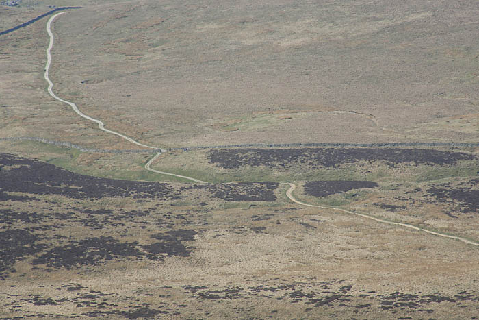 Ramblers are invisible to searches in this shot in the Yorkshire Dales