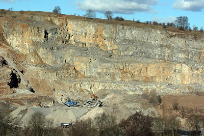 Backdale Quarry