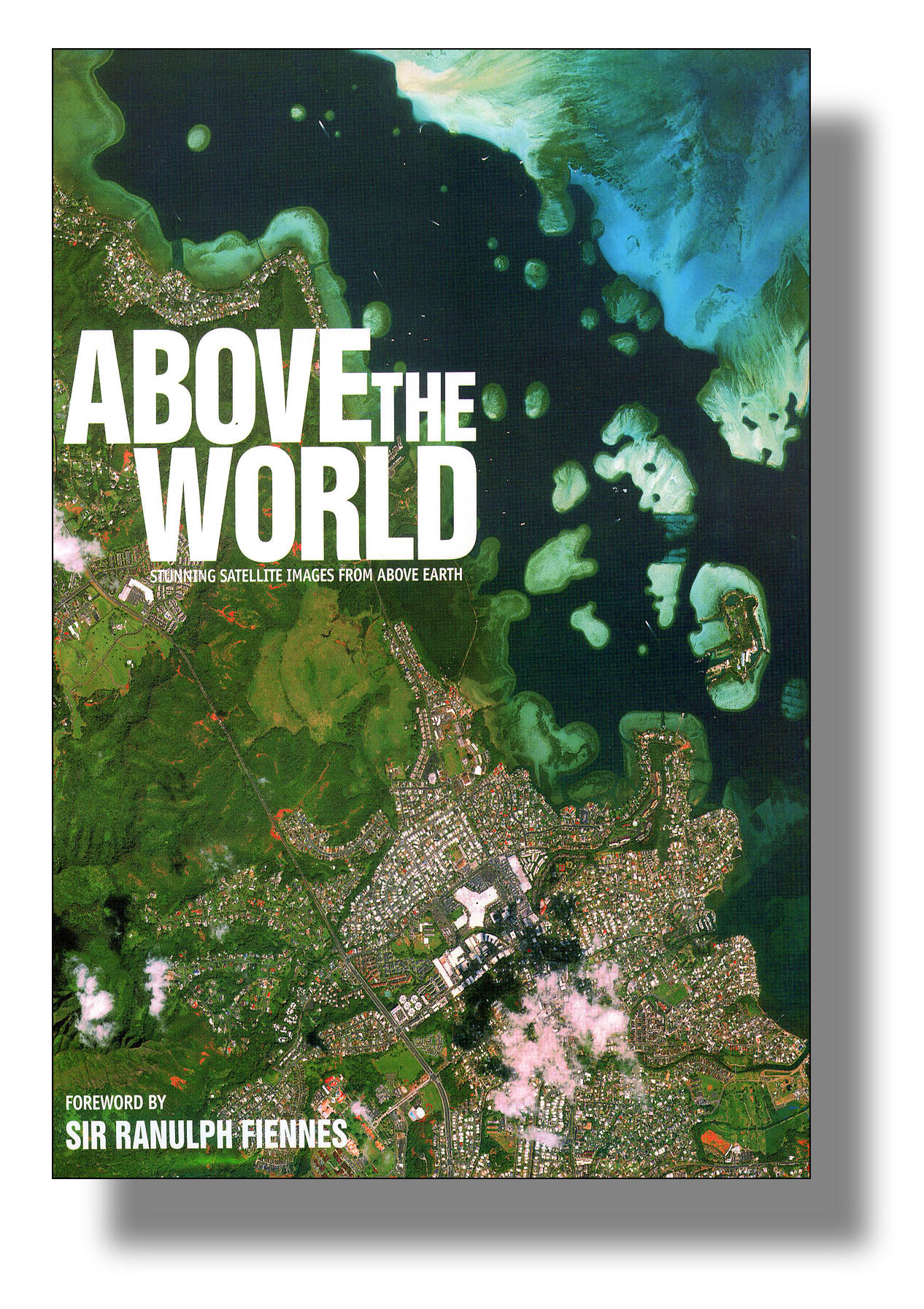 Book cover: Above the World