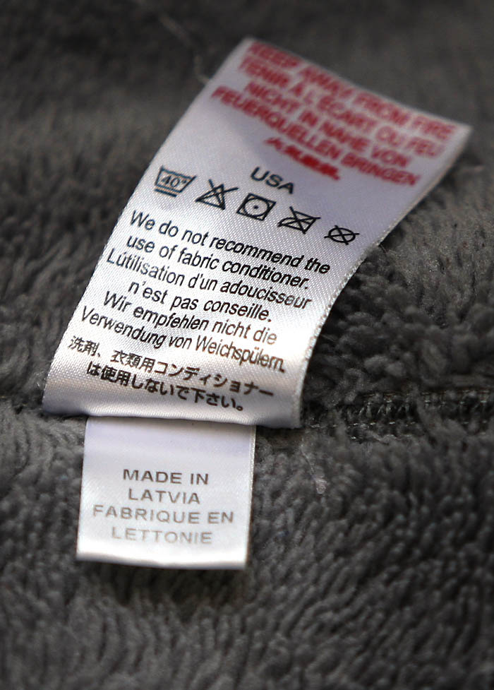 Behind the label: how many of us look to see where our clothing is made?