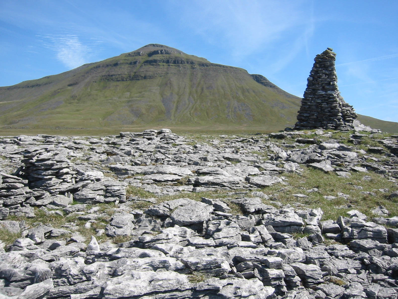 Cairn, Harry Hallam's Moss