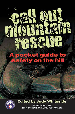 Call Out Mountain Rescue cover