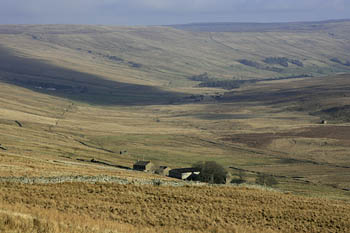 Cam Houses, on the Dales Way in Yorkshire