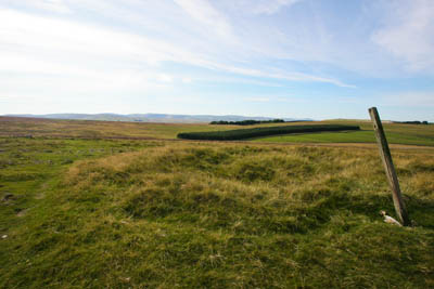 The wide open spaces of Crosby Ravensworth Fell, between Shap and Orton