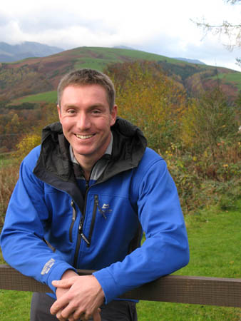 Craig Palmer relinquished his weather assessors role after three years trudging to the top of Helvellyn