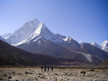 Trekking to the high mountains can land walkers in trouble