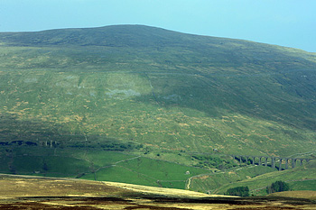 The Yorkshire Dales has more than 1,000 sq km of access land