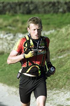 Fellsman title holder Mark Hartell