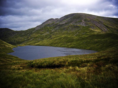 Grisedale Tarn: mystery tent retrieved by rescuers