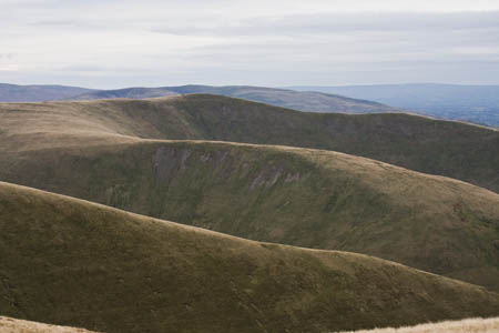The Howgills: smooth and velvety