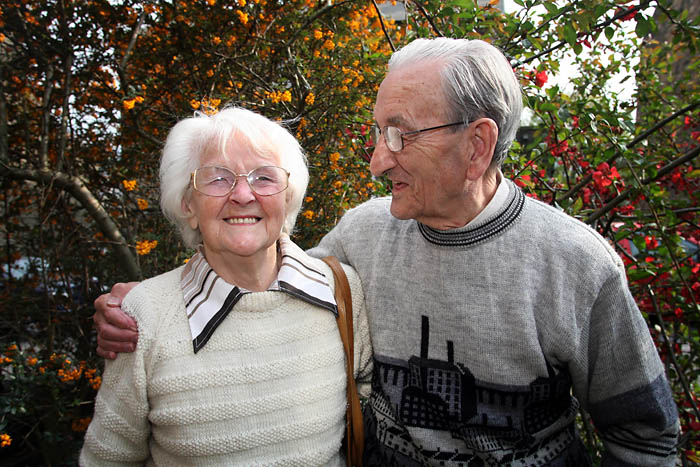 Elsie and Alan Gaskell