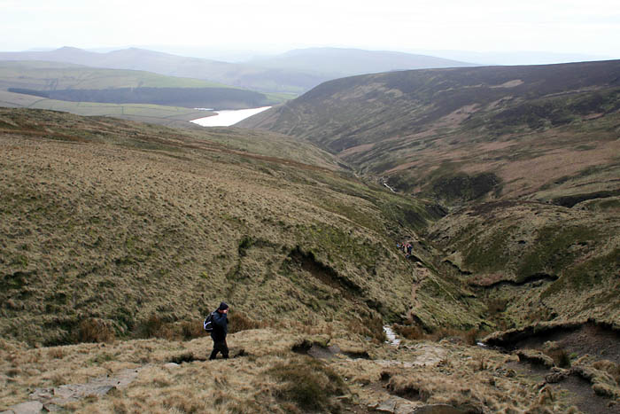 William Clough and Kinder reservoir: access land will reopen by the end of the week