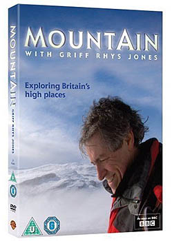 The Mountain DVD, with Griff Rhys Jones