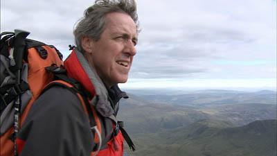 Griff Rhys-Jones will present the BBC series Mountain