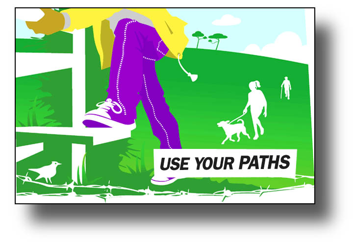 ra use your paths logo