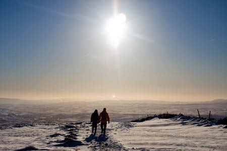 The Ramblers winter walks aim to burn off the Christmas excess