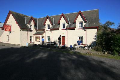 The inn at Inveroran