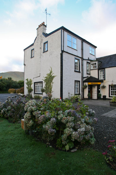 The Rowardennan Hotel: nothing to merit its high prices