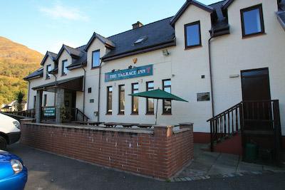 The Tailrace Inn, Kinlochleven