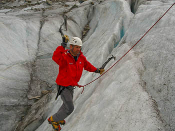 The Xtreme Everest ascent