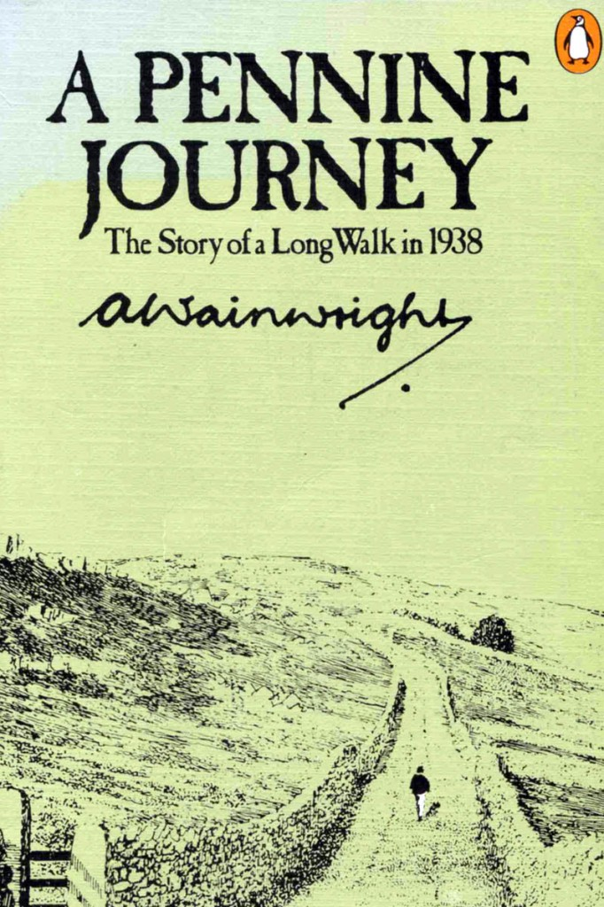 An earlier edition of A Pennine Journey