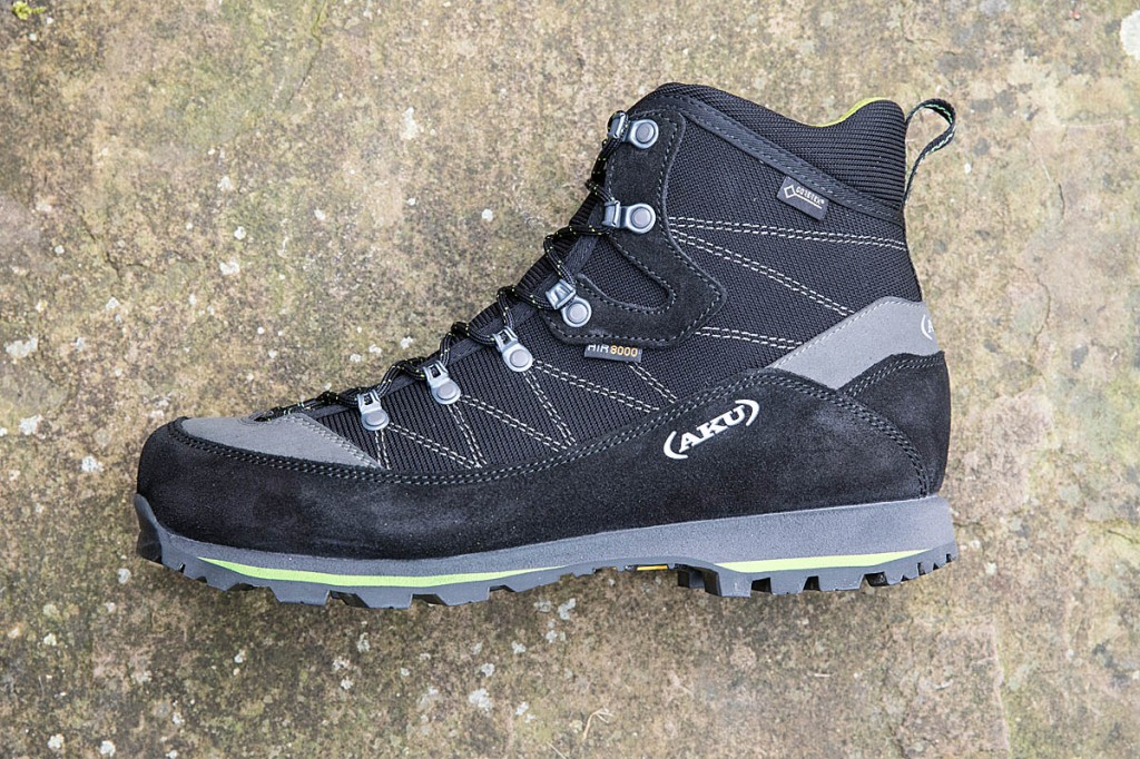 AKU Trekker Lite III GTX. Photo: Bob Smith/grough
