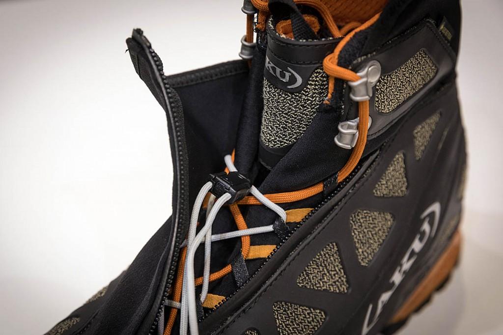 The AKU Croda DFS GTX boot. Photo: Bob Smith/grough