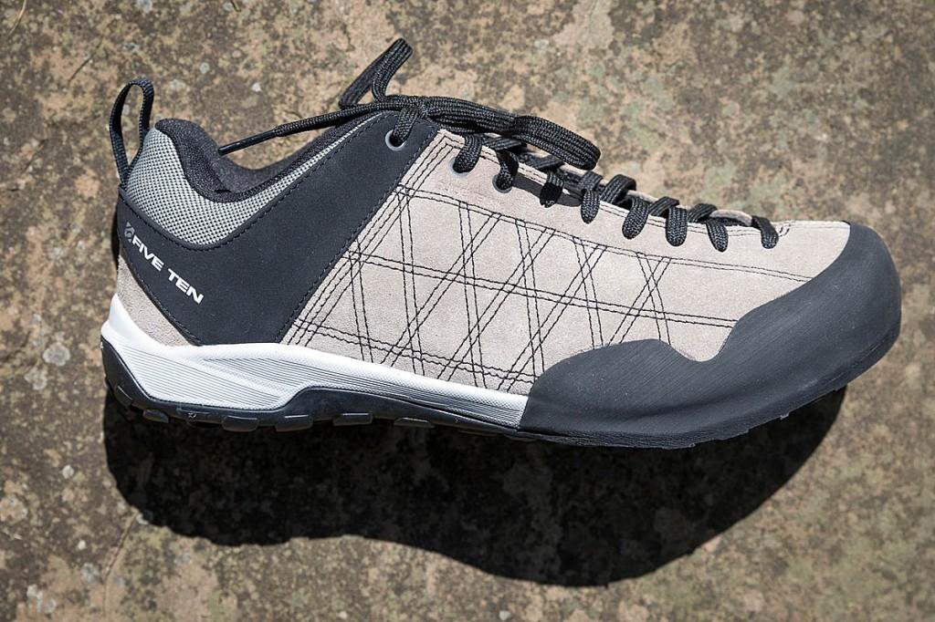 Adidas Five Ten Climbing Guide Tennie. Photo: Bob Smith/grough