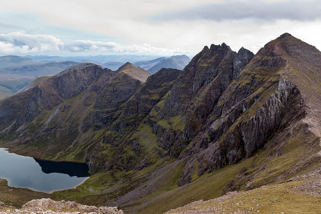 The walker fell to his death on An Teallach. Photo: Robbie Shade CC-BY-2.0