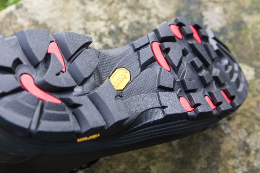 The Anatom's outsole. Photo: Bob Smith/grough