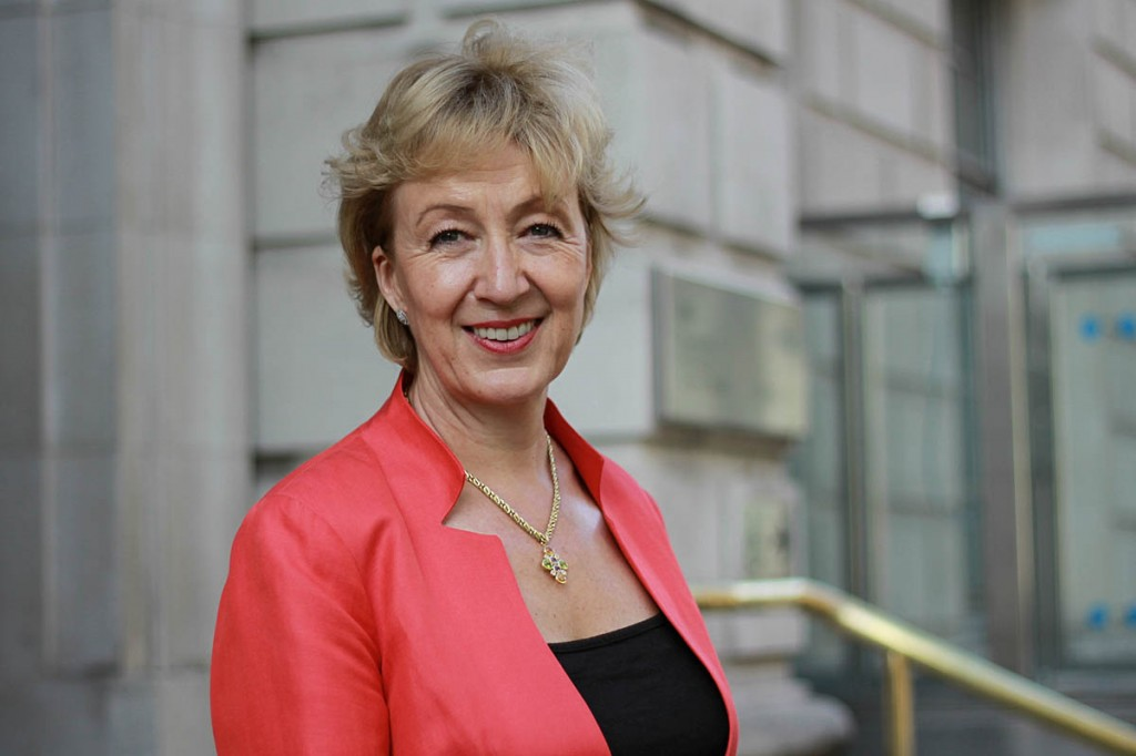 Andrea Leadsom has been appointed Environment Secretary. Photo DECC CC-BY-ND-2.0