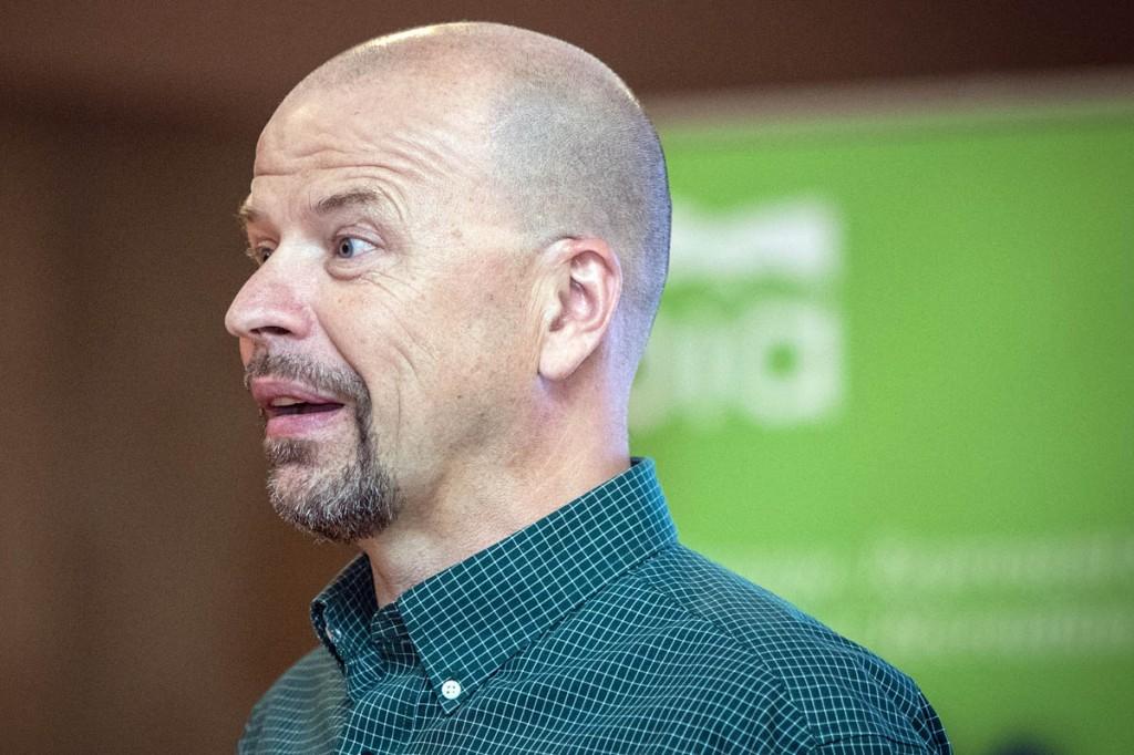 Andrew Denton, chief executive of the Outdoor Industries Association. Photo: Bob Smith/grough