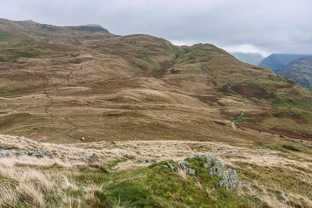 Angletarn Pikes and Boredale Hause. Photo: Bob Smith/grough