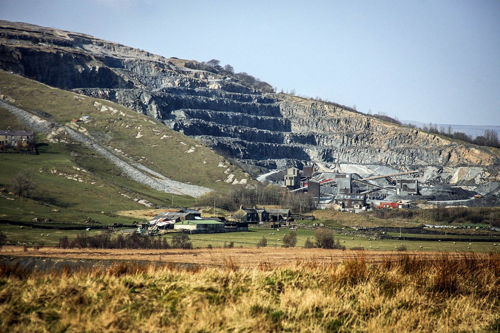 Quarrying activities in the Yorkshire Dales could be extended. Photo: Bob Smith/grough