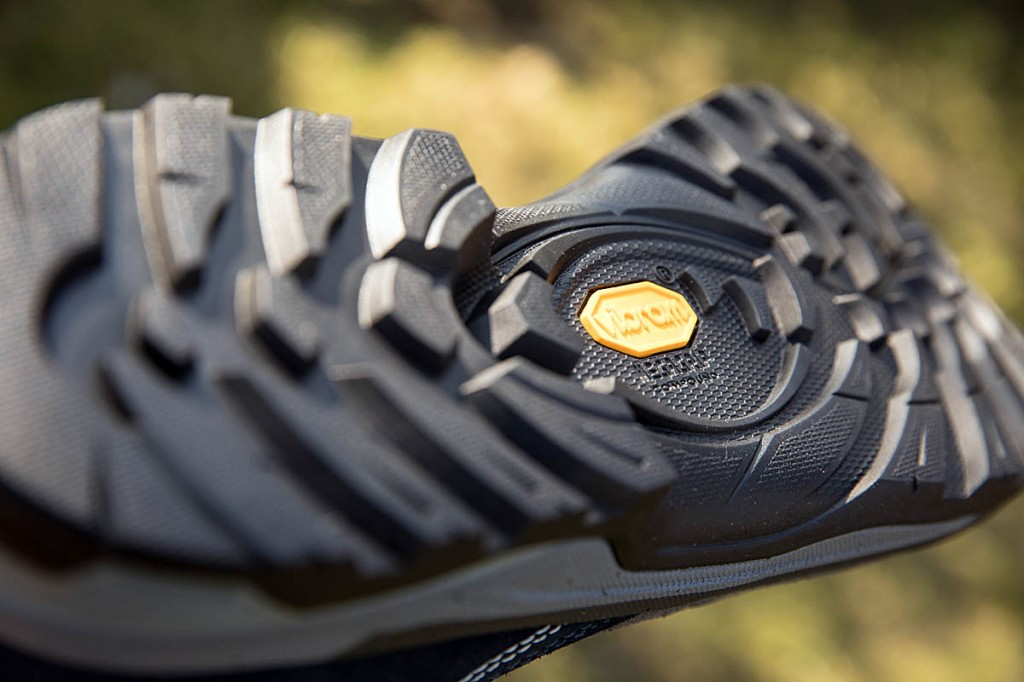 The Asolo outsole . Photo: Bob Smith/grough