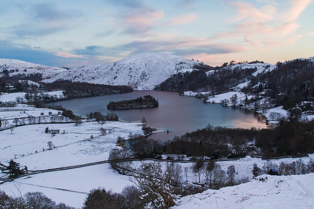 The Lake District: A Restless Year airs this evening. Photo: Tom Beldam/BBC