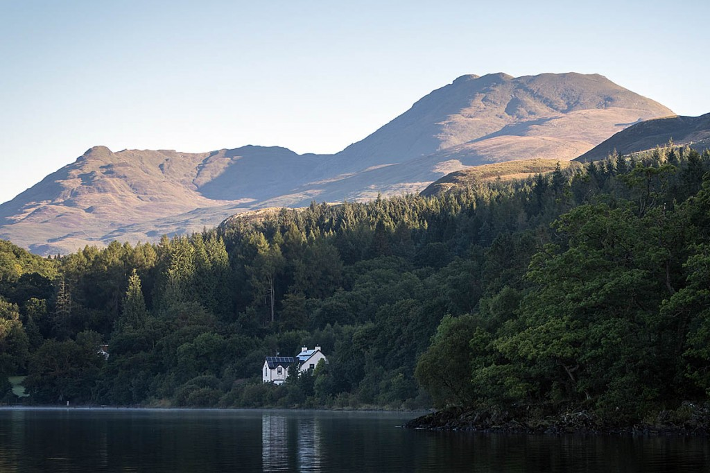 Ben Lomond and Loch Lomond. Photo: Bob Smith/grough
