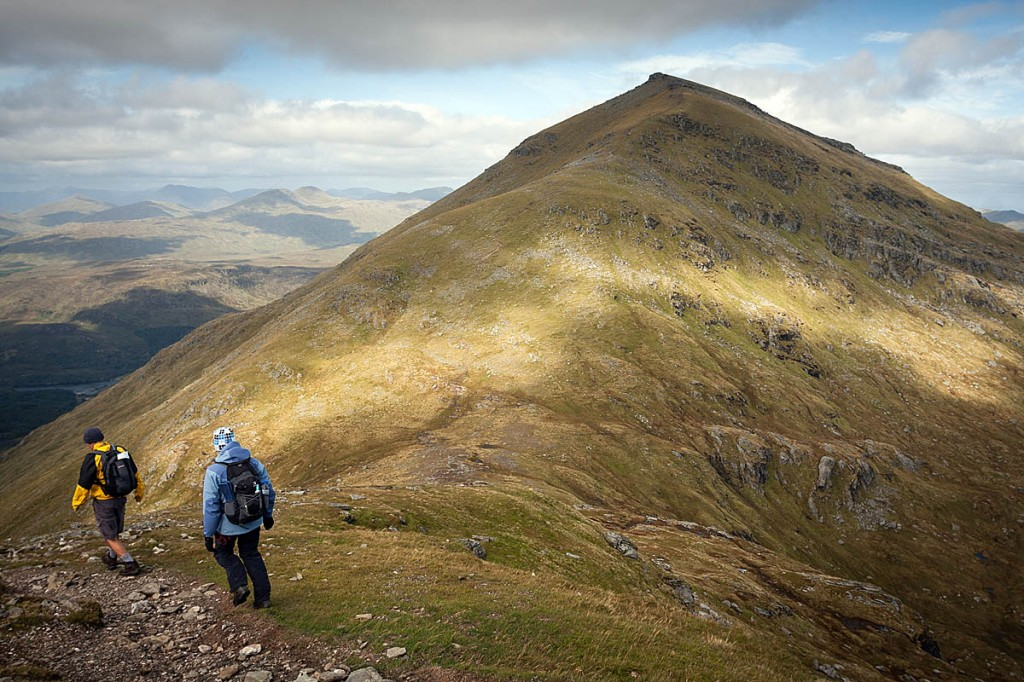 Conditions can quickly change on Scotland's mountains. Photo: Bob Smith/grough