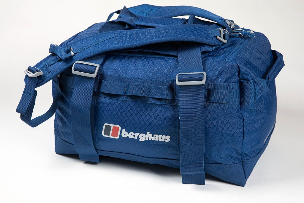 Berghaus Expedition Mule Holdall. Photo: Bob Smith/grough