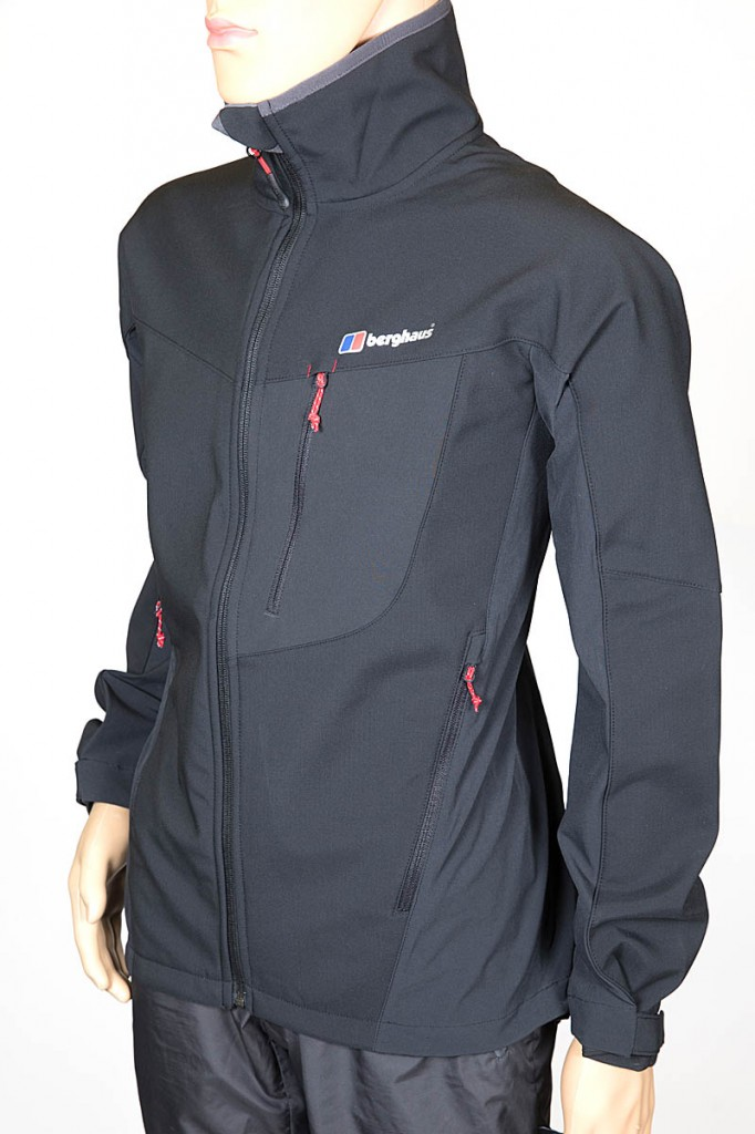 Berghaus Ghlas Jacket. Photo: Bob Smith/grough