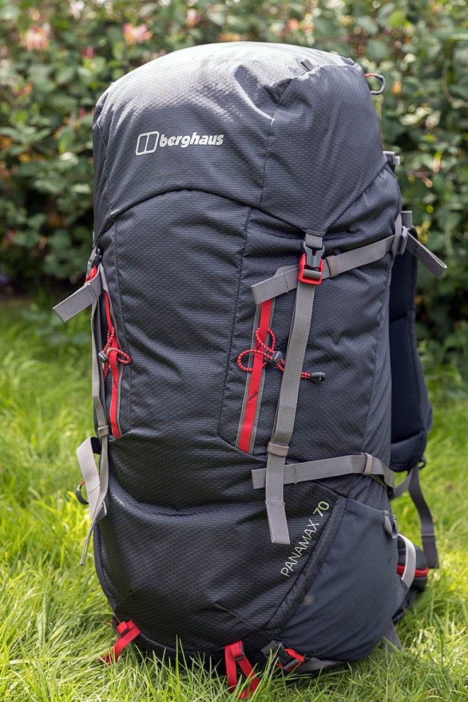 Berghaus Panamax 70. Photo: Bob Smith/grough