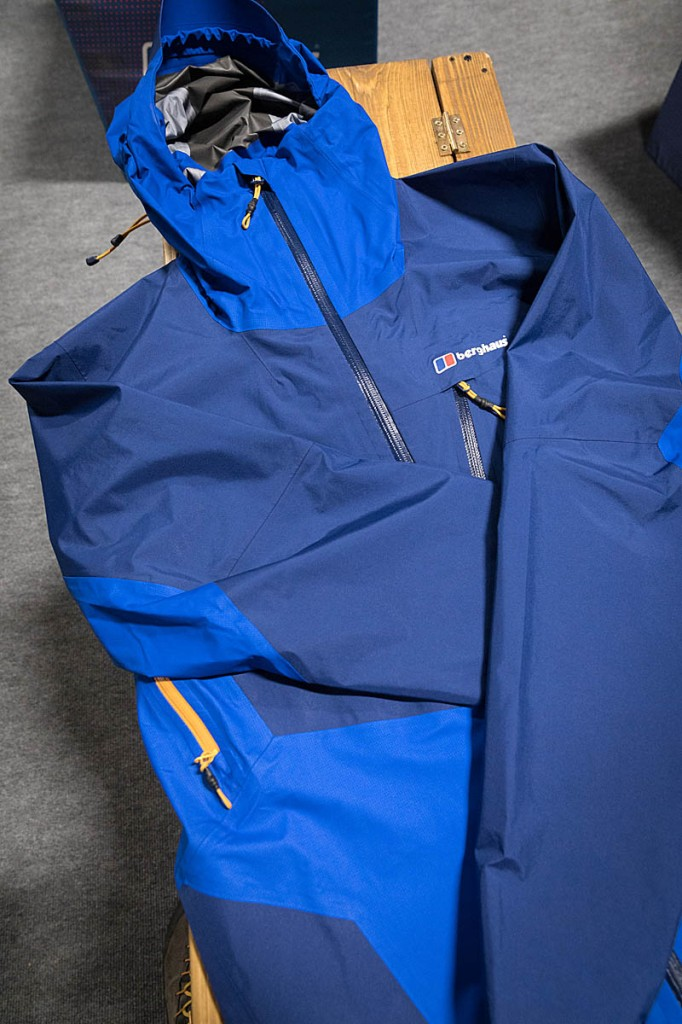 The Berghaus Changtse jacket. Photo: Bob Smith/grough